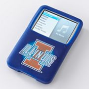 iFanatic Illinois Fighting Illini iPod classic Gamefacez Silicone Case
