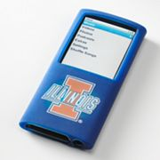 iFanatic Illinois Fighting Illini iPod nano Gamefacez Silicone Case