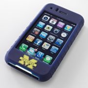 iFanatic Michigan Wolverines iPhone 3G/3GS Gamefacez Silicone Case