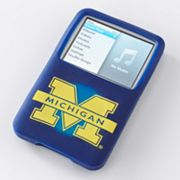 iFanatic Michigan Wolverines iPod classic Gamefacez Silicone Case