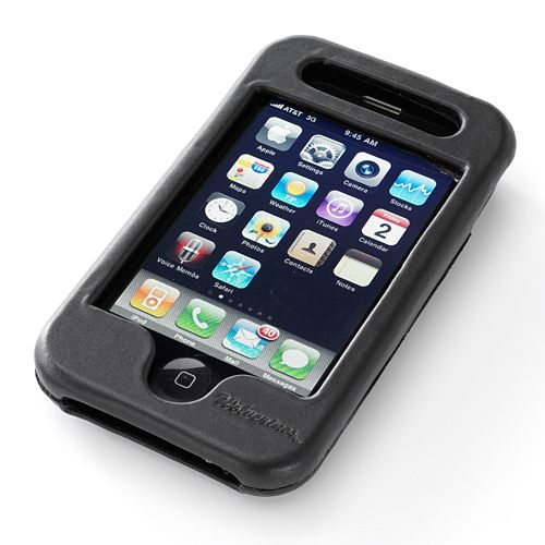 Ifanatic Michigan Wolverines Iphone 3G/3Gs Prestigez Leather Case