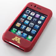 iFanatic Minnesota Golden Gophers iPhone 3G/3GS Gamefacez Silicone Case