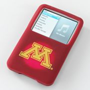 iFanatic Minnesota Golden Gophers iPod classic Gamefacez Silicone Case