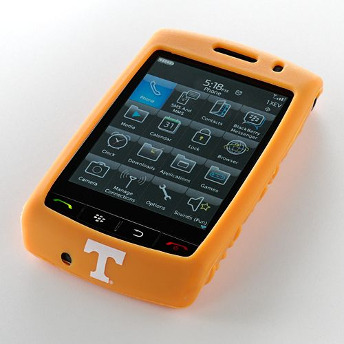 Ifanatic Tennessee Volunteers Blackberry Storm Gamefacez Silicone Case