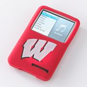 iFanatic Wisconsin Badgers iPod classic Gamefacez Silicone Case