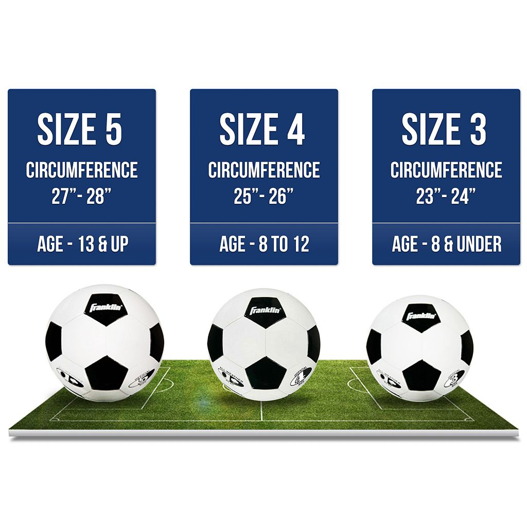 Franklin S5 Competition 100 Soccer Ball