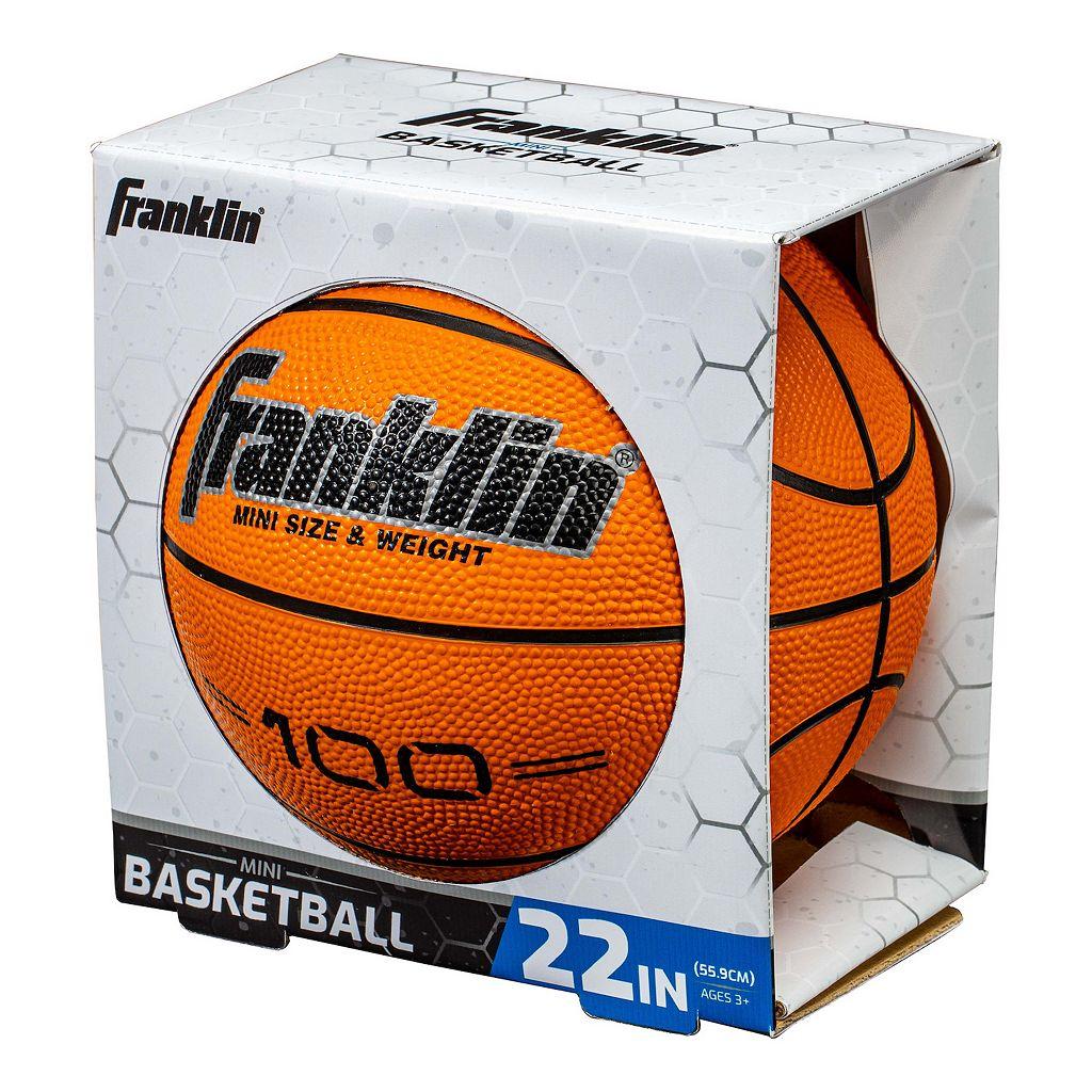 Franklin B7 Grip-Rite 100 Rubber Basketball
