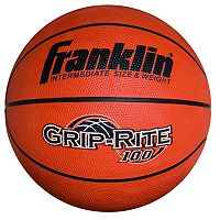 Franklin Sports B6 Grip-Rite 100 Rubber Basketball