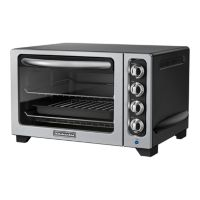 KitchenAid KCO222OB 12-in. Countertop Oven