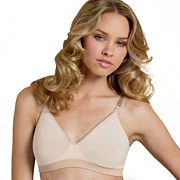 barely there CustomFlex Fit Striped Lightly Lined Wire-Free Bra - 4742