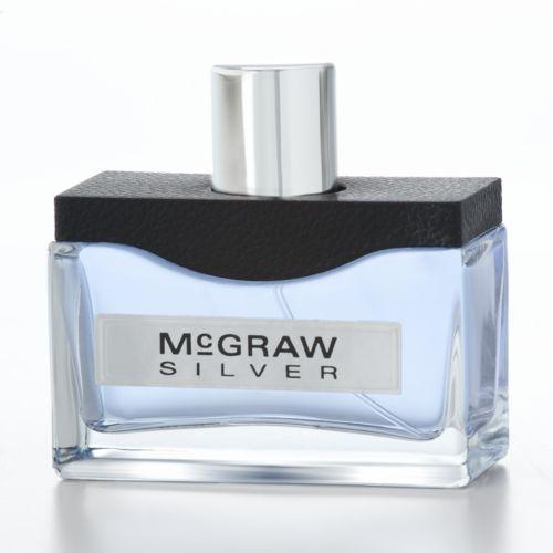 McGraw Silver Eau de Toilette Spray - Men's
