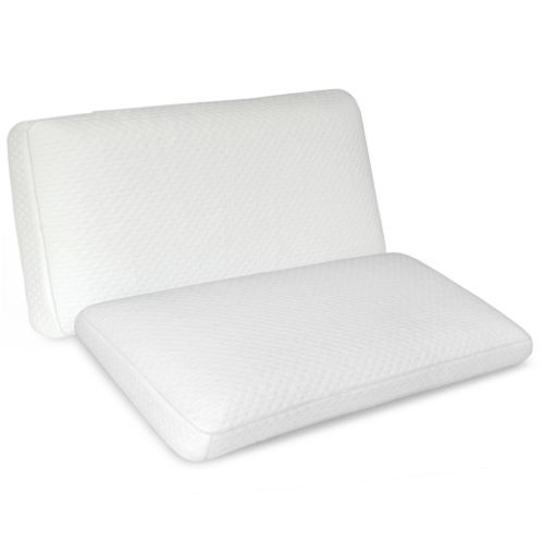 SensorPEDIC Luxury Extraordinaire Memory Foam Jumbo Pillow