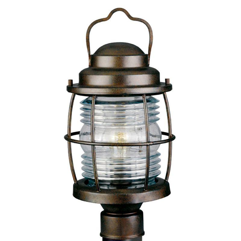 Colored lanterns lighting