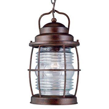 Beacon 1-Light Hanging Lantern
