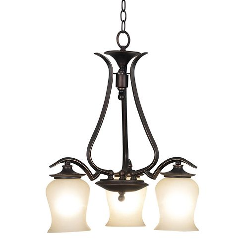 Bienville 3-Light Chandelier