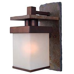 Boulder Large 1-Light Wall Lantern