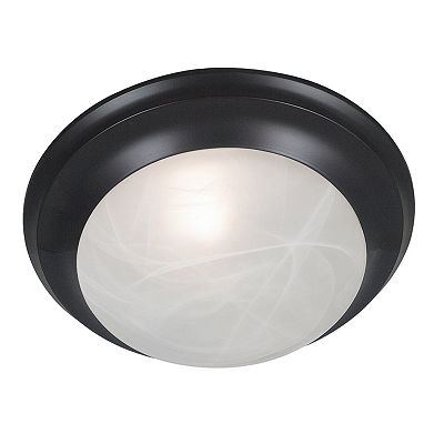Dickens 1-Light Flush Mount Ceiling Light
