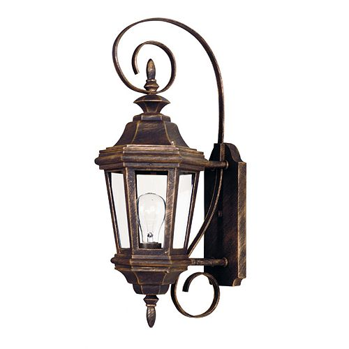 Estate 1-Light Wall Lantern - Outdoor