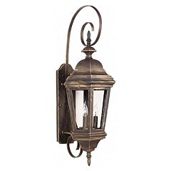 Estate Large 3-Light Wall Lantern