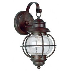 Hatteras 1-Light Wall Lantern