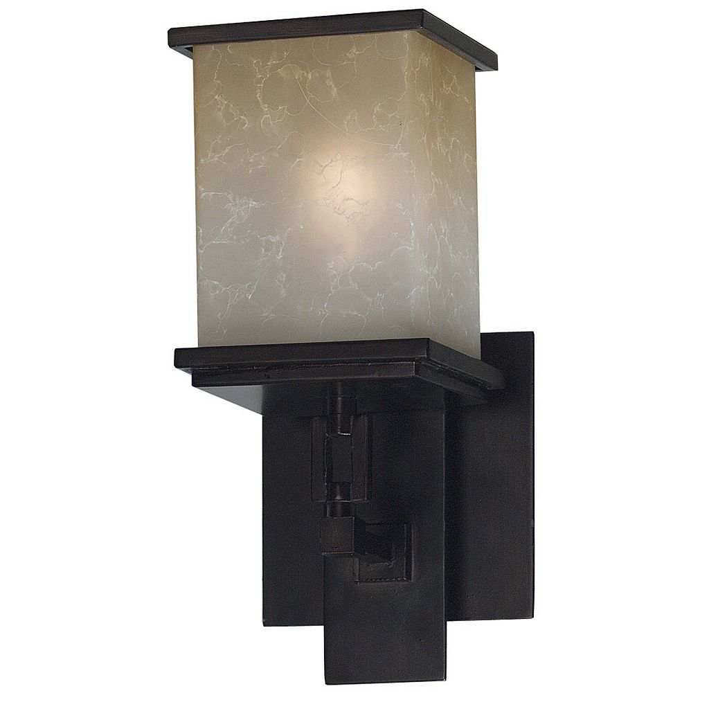Plateau 1-Light Wall Sconce