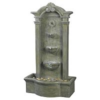 Sienna Floor Fountain - Outdoor