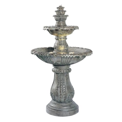 Venetian Urn Fountain - Outdoor