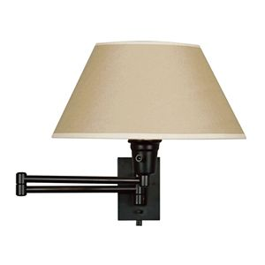 Simplicity Swing-Arm Wall Lamp