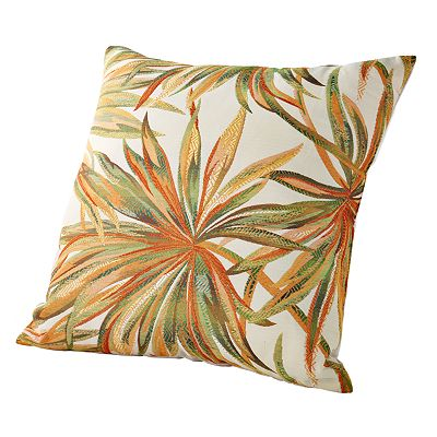 Tropical Coastal Decorative Pillow