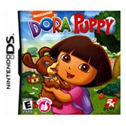 Nintendo DS Dora The Explorer Puppy Playtime