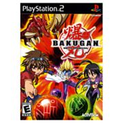 PlayStation 2 Bakugan Battle Brawlers