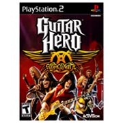 PlayStation 2 Guitar Hero Aerosmith