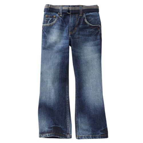 Lee Dungarees Relaxed Bootcut Jeans - Boys 4-7x