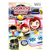 Nintendo Wii Cooking Mama: World Kitchen