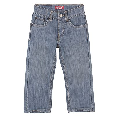 Levi's 514 Slim Straight Jeans - Boys' 4-7x