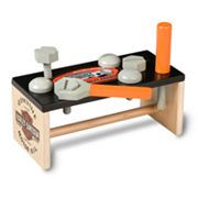 Kids Preferred Harley-Davidson Tool Bench Toy