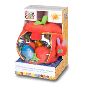 The World Of Eric Carle Caterpillar Apple Play Set by Kids Preferred