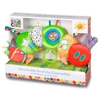 Kids Preferred™ Eric Carle® Caterpillar Activity Center
