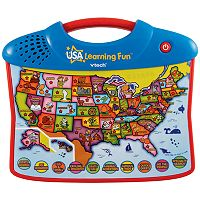 VTech USA Explore & Learn Map