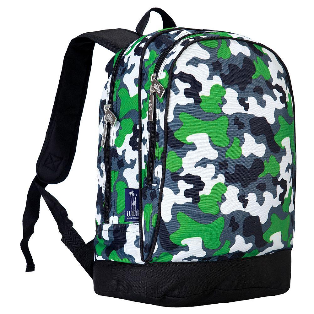 Wildkin Camouflage Backpack - Kids