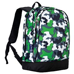Wildkin Camouflage Backpack - Kids