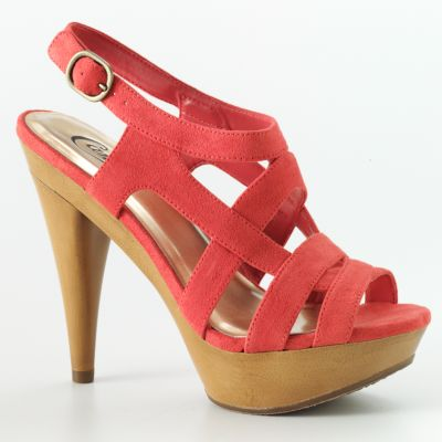 Candie's Barcelona Platform Sandals