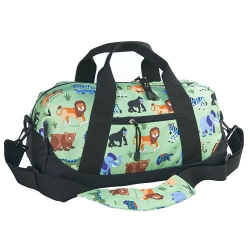 Olive Kids Animals Duffel Bag - Kids