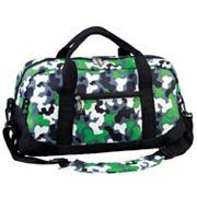 Wildkin Camouflage Duffel Bag - Kids