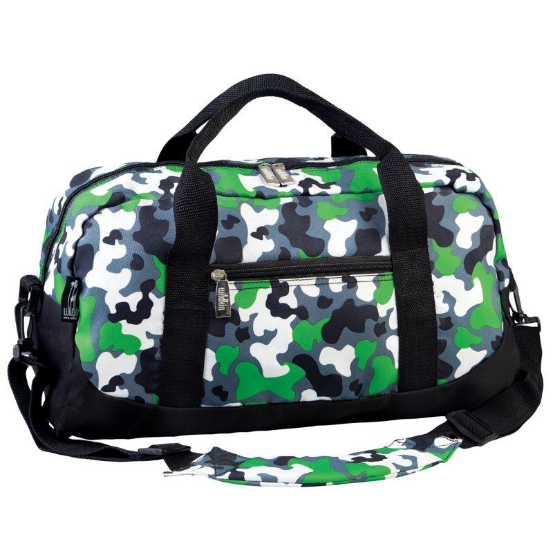 Wildkin Camouflage Duffel Bag - Kids, Multicolor