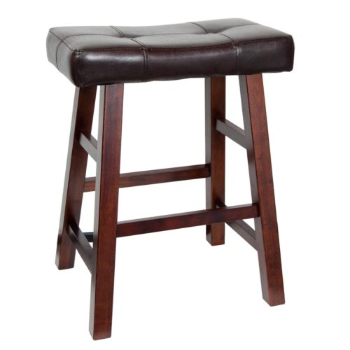 Ross Joseph Design 24 in Saddle Counter Stool : 694172wid500amphei500ampopsharpen1 from reviews.kohls.com size 500 x 500 jpeg 21kB