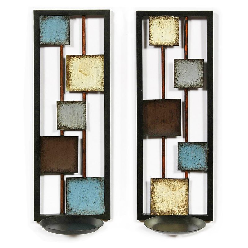 Candle Wall Sconces Kohls : Brown Pillar Candle Holder Kohl s