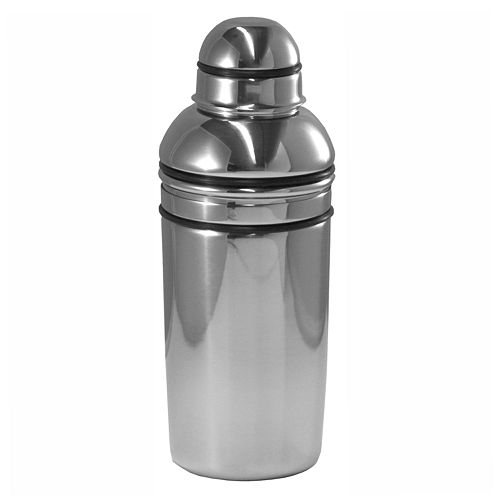 Oneida Stainless Steel Cocktail Shaker