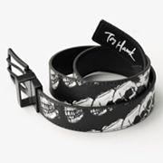 Tony Hawk Reversible Skull Belt