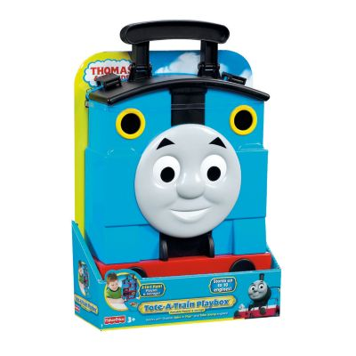 Thomas & Friends Take-n-Play Tote-a-Train Playbox